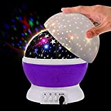 GHORI Enterprise Night Light Lamp Star Light Projector Space Star Night lamp