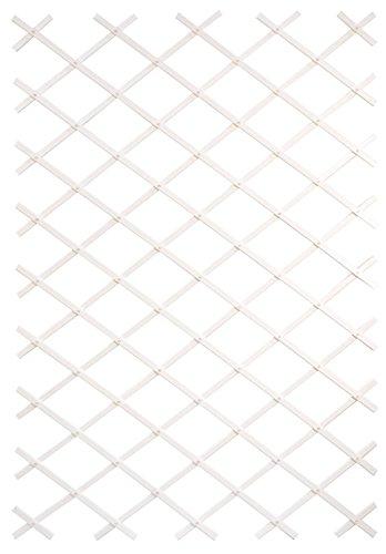 VERDEMAX cm 200 x 100 PVC Ausziehbares Gitter