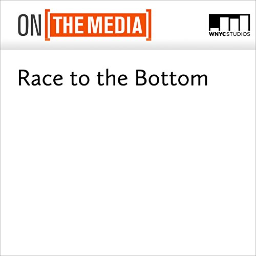 Race to the Bottom audiobook cover art