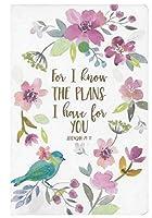 罫線入りジャーナル3枚セット I Know The Plans I havefor You: エレミア 29:11