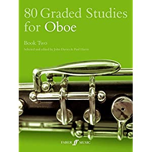 80 Graded Studies for Oboe, Book 2 (Faber Edition)