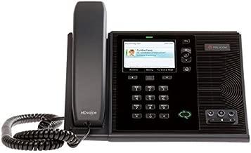 Polycom CX600 IP Phone 2200-15987-025 POE (Renewed)