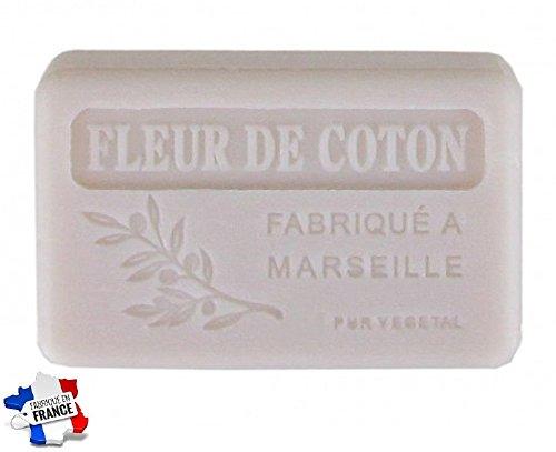 Savon de Provence Fleurs de coton - 100g