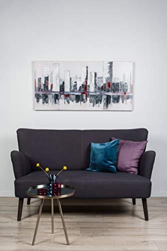 Mendola Art da 218eopgn 3978Dipinto a Mano Towers, 60x 120cm