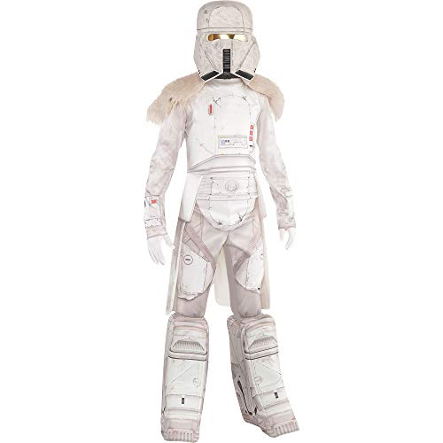 Costumes USA Solo: A Star Wars Story Ranger Trooper Costume for Boys, Size Large, Includes a Jumpsuit and Boot Covers
