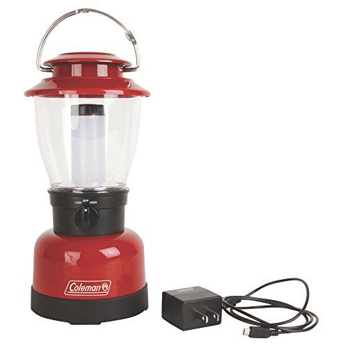 Coleman Classic - Linterna LED recargable (400 l)