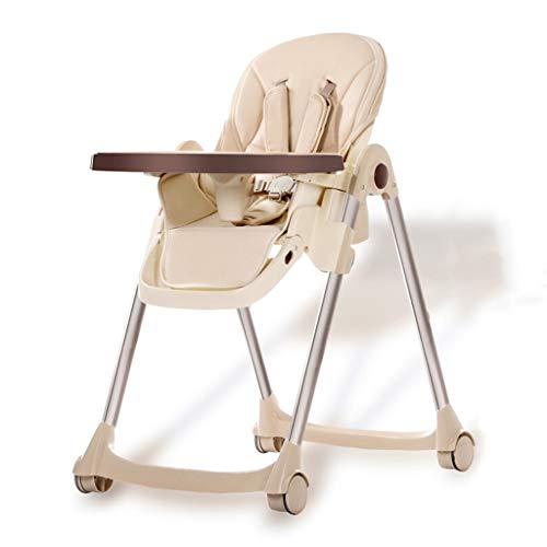 Home Mall- Chaise de Salle à Manger Multifonction, Pliable, pour Enfants de 6 Mois à 3 Ans ( Color : Color#2 )