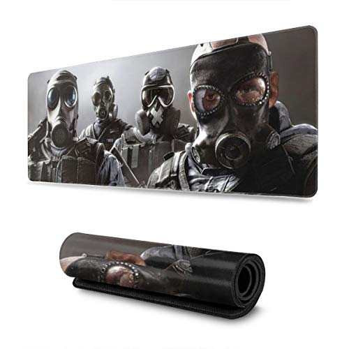 Rainbow Six Siege Creative Home Mouse pad Simple Fashion Desk pad Cute Personality Waterproof pad