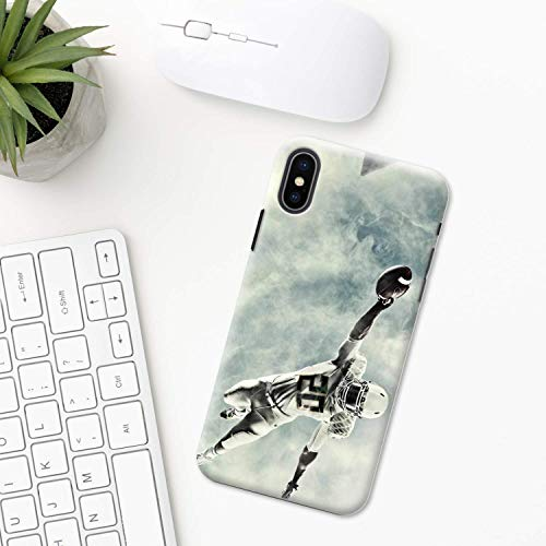 American Football iPhone Hülle XR 11 X XS MAX Pro 8 7 Plus 6 6s 5 5s SE 2020 10 Plastik Silikon Apple iPhone phone case team sport Spiel union Liga Ziel college rugby Schüssel Kunst