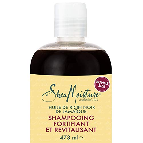 Shea Moisture Jamaican Black Castor Oil Strengthen and Restore Shampoo, 506 ml