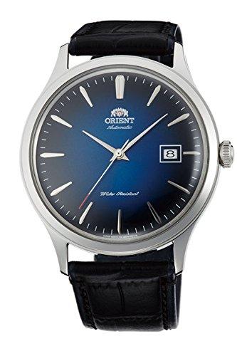 [オリエント時計] 腕時計 オートマティック 機械式 国内メーカー保証付き カジュアルクラシック SAC08004D0 ブラック