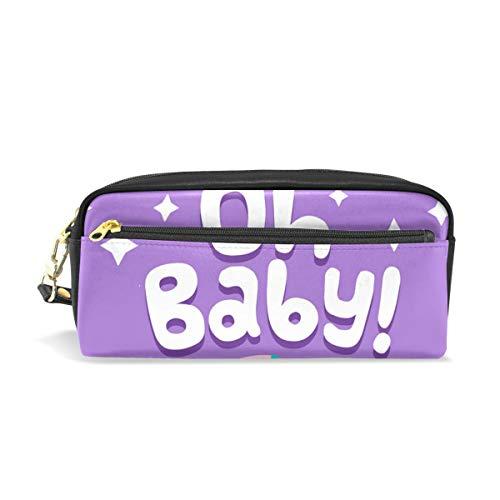 Estuche para lápices de bebé, para el coche, estudiante, papelería, lapicero, estuche...