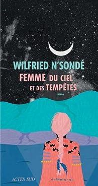 Femme du ciel et des tempêtes par Wilfried N'Sondé