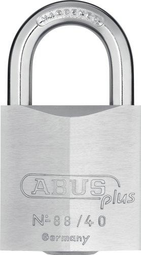 ABUS 8840C 88/40 Messing Vorhangschloss