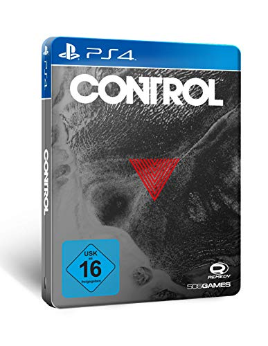 Control Deluxe Edition - Future Pack - PlayStation 4 [Edizione: Germania]