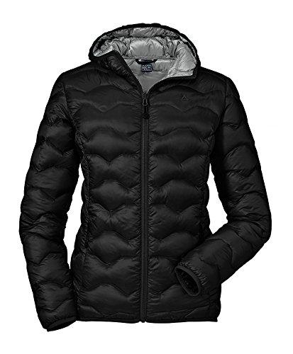 Schöffel Damen Jacket Kashgar Jacke, Black, 44