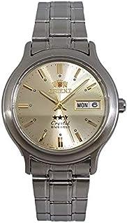 ساعة اورينت اتوماتيك ستانلس ستيل للرجال SAB05005C8