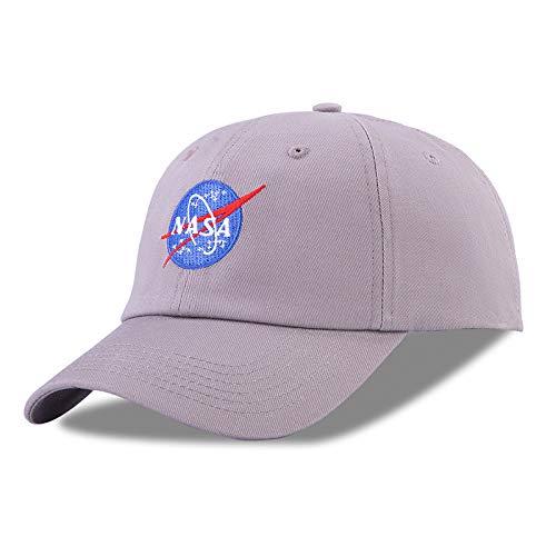 Sombrero para el Sol Casual de la NASA, Gorra de otoño y Verano para Mujer, versión Coreana de la Gorra de béisbol de Estilo Harajuku, Hipster Callejero y Estudiante Salvaje