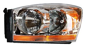 TYC 20-6748-00 Dodge Ram Driver Side Headlight Assembly