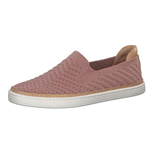 UGG - Sneakers Sammy Chevron Metallic 1099827 Pink Dawn
