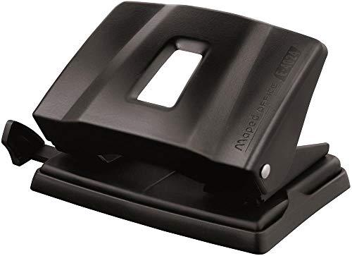 MAPED OFFICE 402411 Essentials Metal E4024 Perforateur 2 Trous 20/25 feuilles