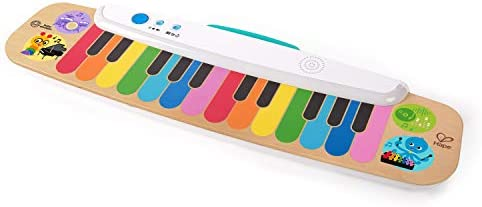 Baby Einstein Notes Keys Magic Touch Wooden Electronic Keyboard Toddler Toy Ages 12 Months product image