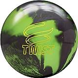 Brunswick Twist Reactive Bowling Ball- Green/Black 11lbs