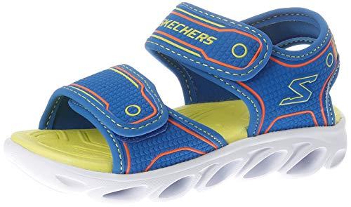 [スケッチャーズ] S LIGHTS-HYPNO-SPLASH キッズサンダル【光る靴】 90522L BLLM ブルー