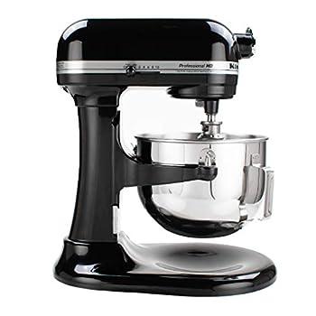 KitchenAid Professional HD Series Stand Mixer 5 Qt Onyx Black
