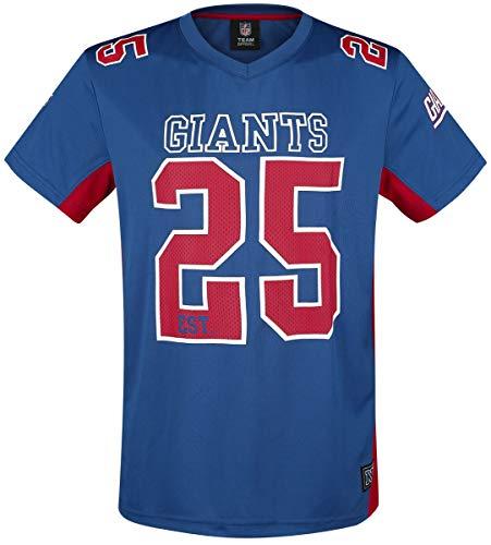 NFL New York Giants T-Shirt blau XL