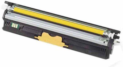 OKI 44250721 C110 Toner, 2500 Seiten, ISO / IEC19752, gelb