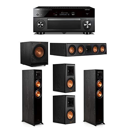 Buy Bargain Klipsch 5.1 System - 2 RP-5000F,1 RP-404C,2 RP-500M,1 SPL-100,1 RX-A3080 Receiver