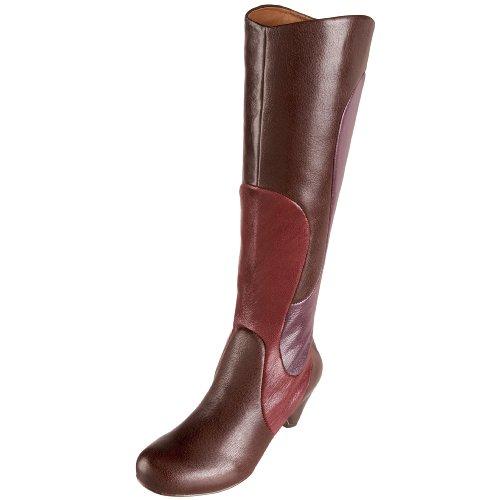 Corso Como Women's Chester Knee Hi Boot,Chocolate Multi,10.5 M US