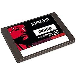 Ankermann Computer Italy Kingston SSDNow V300 240GB SATA 6Gbs SV300S37A/240G (Win7 installato, se Il Sistema operativo ordinato)
