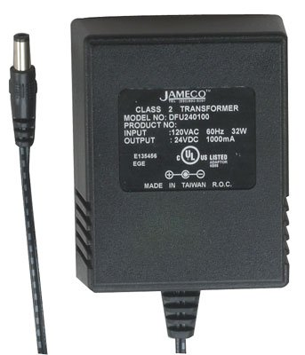 Jameco Nashville-Davidson Mall Reliapro DFU240100G2300 Power Supply Adapter for Under blast sales Tra Wall