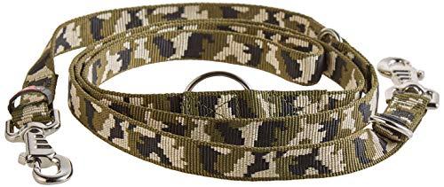 Arppe 195682020540 Gurt Nylon Camouflage