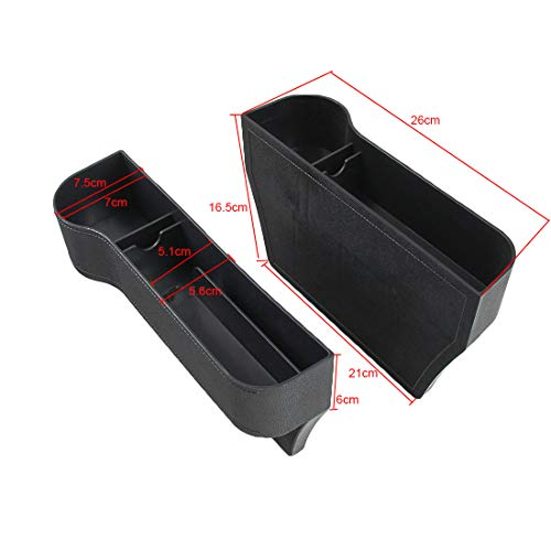 AKAMAS Car Ceiling Storage Net Pocket Cargo Net Organizer Universal Car Roof Interior Cargo Net Bag with Zipper,Car Trunk Storage Organizer Sundries Storage Bag for Jeep Van SUV