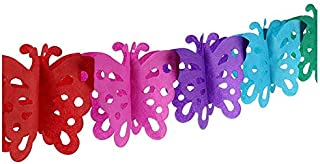 Streamers Confetti - Baby Shower Wedding Christening Birthday Party Hanging Paper Garland Decorationgs Hollow Butterfly - Streamers Banners Streamers Confetti Love Birthday Dress Oman Paper Garla