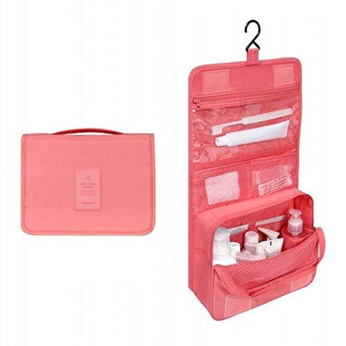 Merk Waterdicht Opknoping Reizen Cosmetische Tas Multifunctionele Draagbare Make-up Tas Cosmetica Organizer make-up Toilettassen