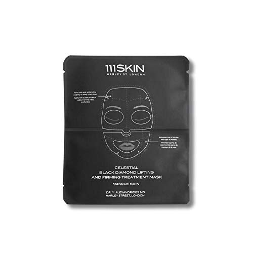111SKIN Celestial Black Diamond Lifting and Firming Masks