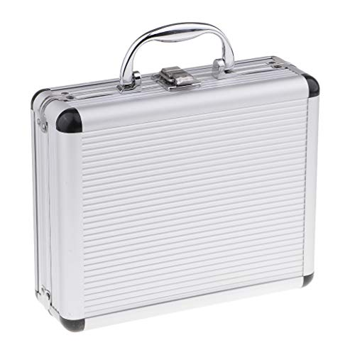 B blesiya aluminio maletín de herramientas Multi Caja de herramientas caja de herramientas
