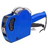 Etiquetadora Manual Impresora de Etiquetas de Precios Etiquetadora de Precios 1/8 MX5500 EOS con 1 Rollo de Etiqueta y 1 Cartucho de Tinta