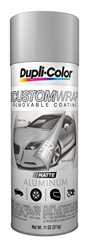 Dupli-Color Paint Cwrc831 Matte Aluminum