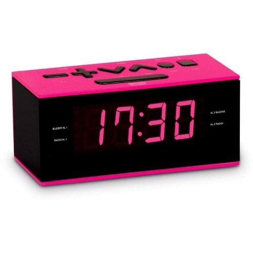 RR60 Radiowecker pink