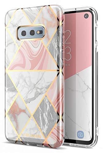 i-Blason Funda Galaxy S10e [Cosmo Lite Serie] Funda Delgada Protección de Cámara Case para Samsung s10e 2019 Mármol