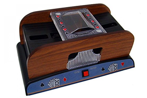 1-2 Deck Deluxe Wooden Card...