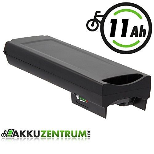 Ersatzakku für E-Bike 36V 11,6Ah 420Wh Fahrrad Akku für Bosch PowerPack Classic+ von GTE