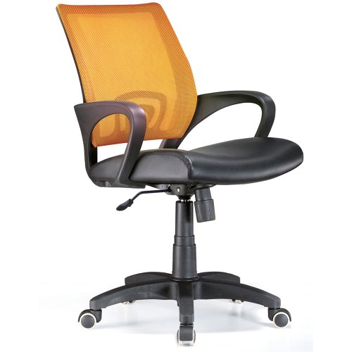 Officer Office Chair Tangerine Electronics, Accessories, Computer