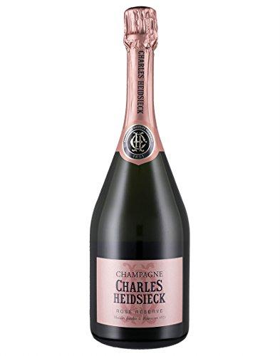 Champagne Rosé Réserve Charles Heidsieck