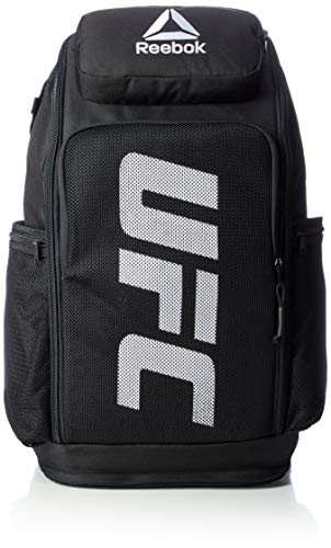 Reebok Ufc Backpack - black, Größe:-